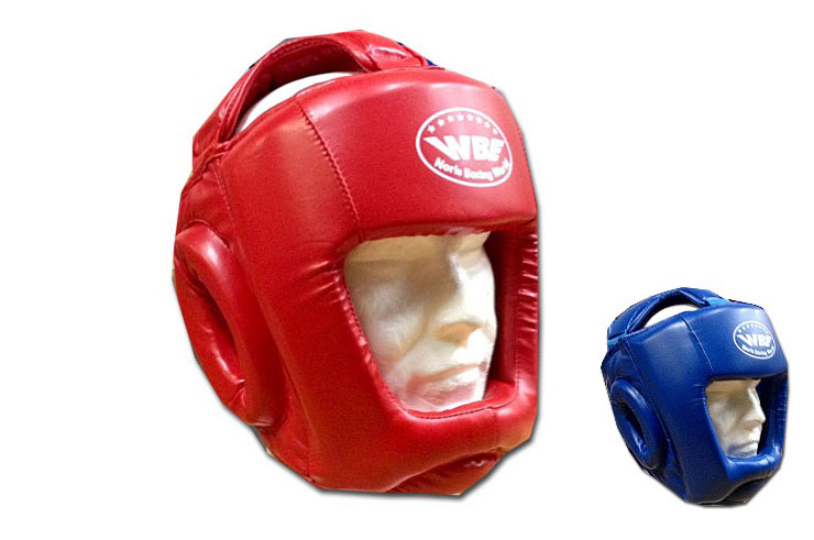 "Casque de Protection Integral Karate ""WBE"", Noris"