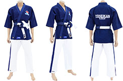 """Yoseikan Budo Kimono """"Traditional Rice Grain"""", Noris"""