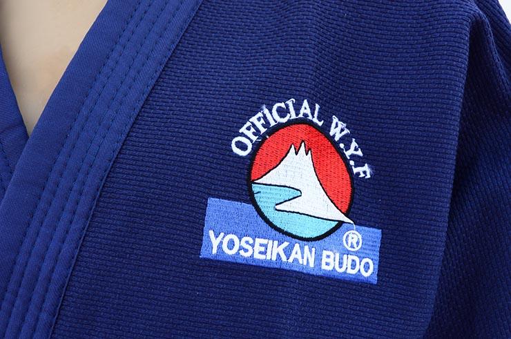 Kimono Yoseikan Tradicional Grano de Arroz - YWF, Noris