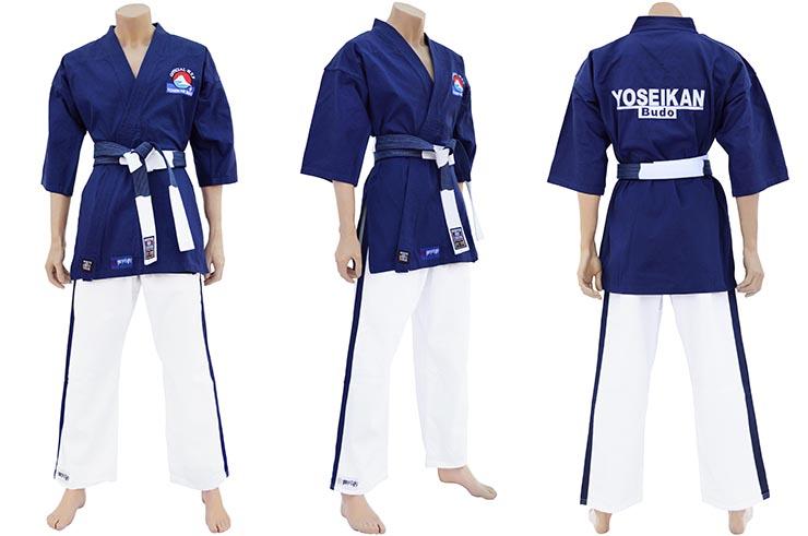 Kimono Yoseikan Aprobado WYFédération, Noris