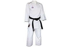 Kimono Karate Copa Tradi Myasaki 100% algodón, Noris