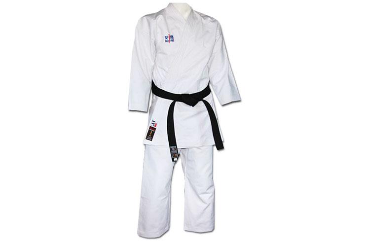 "Karate Kimono Traditional Cut ""Myasaki"" 100% Cotton, Noris"