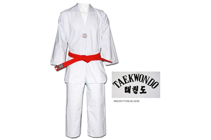 Dobok de entrenamiento - Bordado Taekwondo, Noris