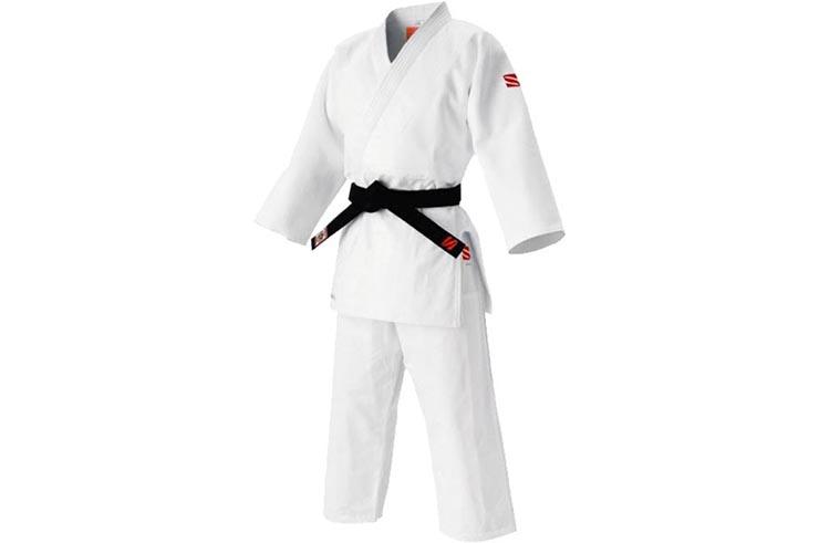 Judo Kimono - Sensei in White, Noris