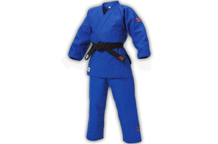Judo Kimono IJF JNF - Sensei in Blue, Noris
