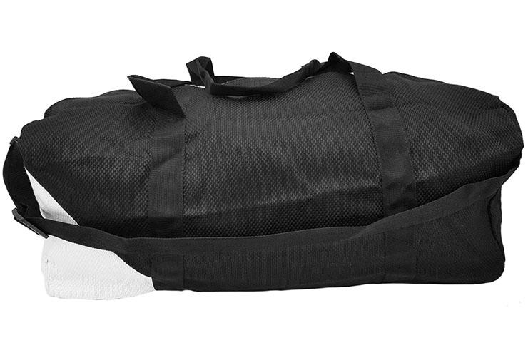Sports bag, White - Rice grain, Noris
