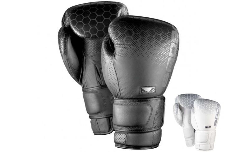 gants de boxe cuir v ritable legacy 2 0 bad boy. Black Bedroom Furniture Sets. Home Design Ideas