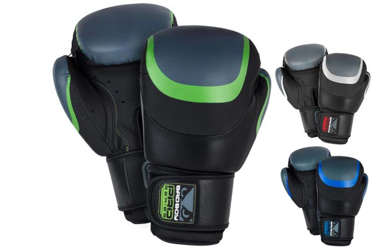 "Gants de Boxe Thai ""PRO SERIES 3.0"", Bad Boy"
