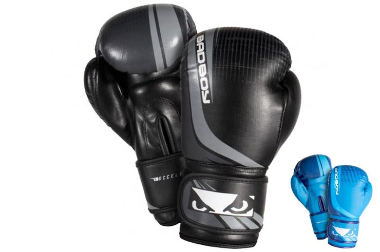 Guantes de Boxeo ACCELERATE YOUTH, Bad Boy