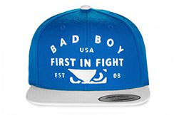 Gorra FIRST IN FIGHT, Bad Boy