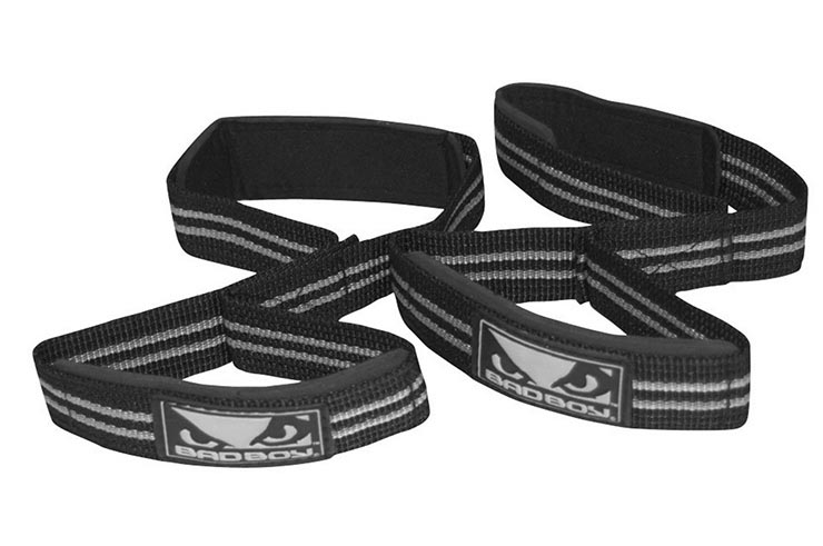 Double Loop Lifting Straps, Bad Boy
