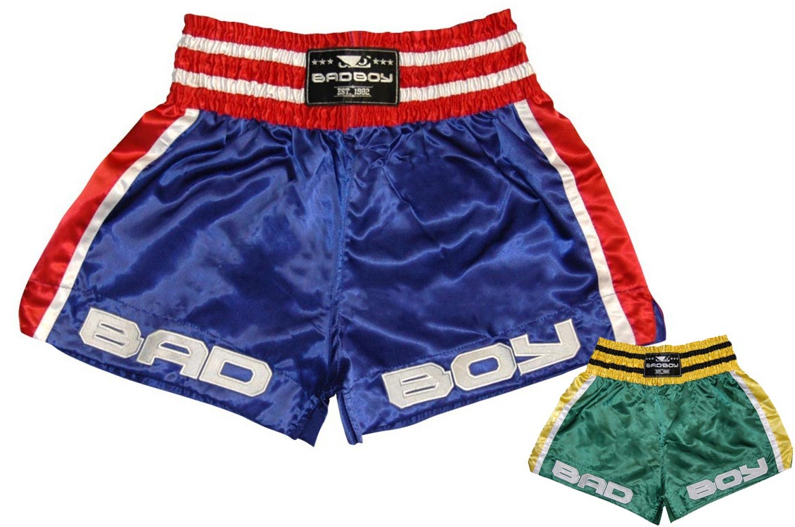 "Short de Muay Thaï ""Chok Muay"", Bad Boy"