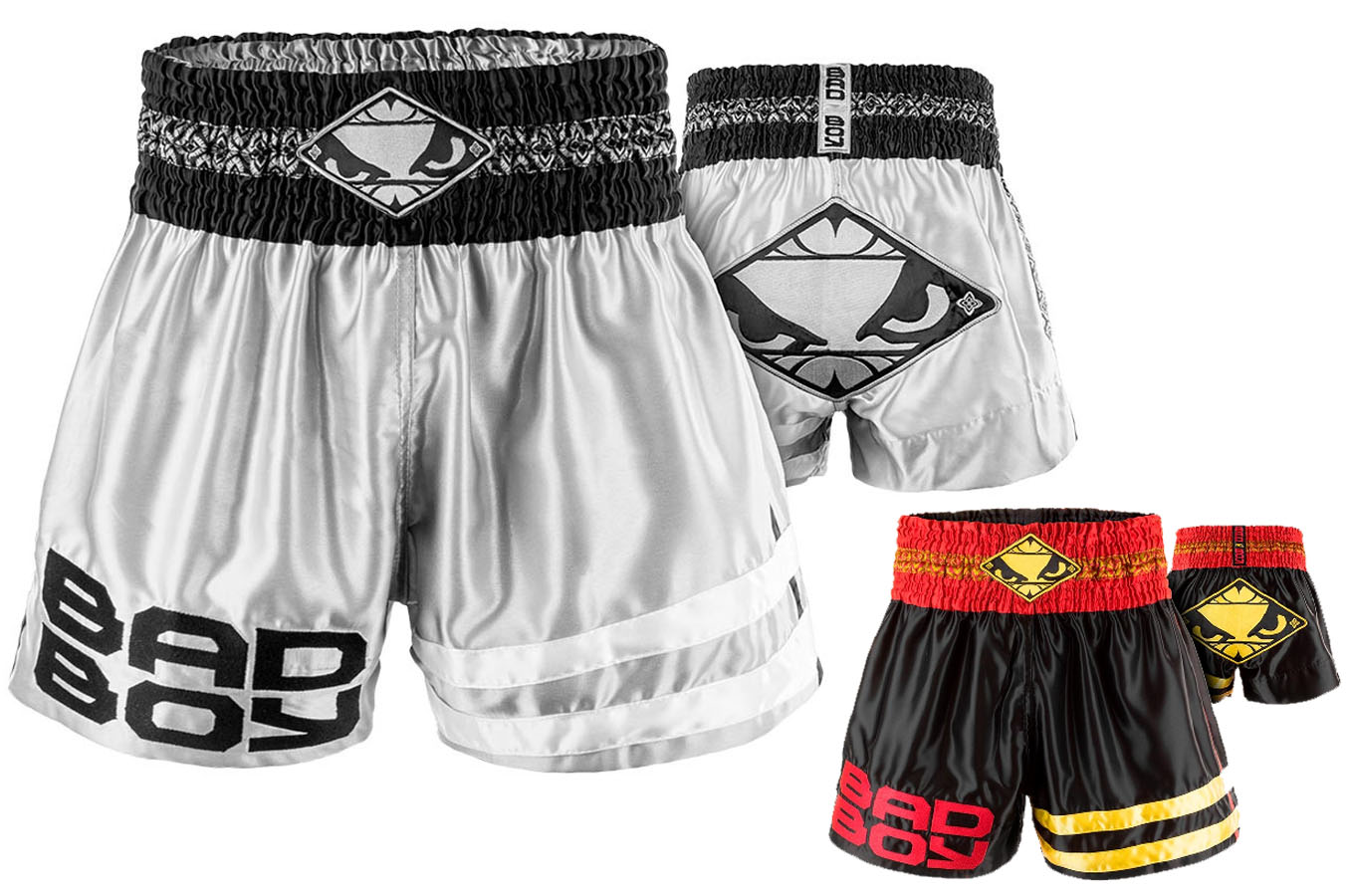 Bad Boy Legacy III MMA Pantalones Cortos para Hombre
