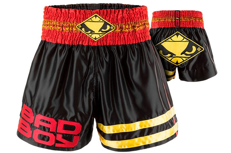 """Tii Sok"" Muay Thai Shorts, Bad Boy"