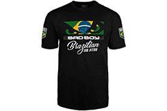 Sport T-shirt - Brazilian Jiu Jitsu, Bad Boy Legacy