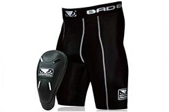 Short y Concha DEFENDER 2.0, Bad Boy