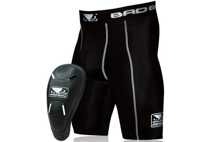 Shorts & Groin Guard DEFENDER 2.0, Bad Boy