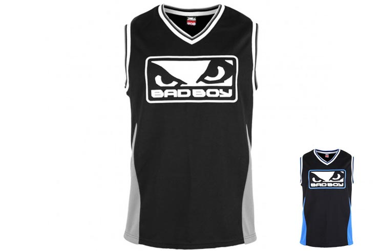 "Débardeur ""ICON JERSEY"", Bad Boy"