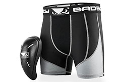 Short & Coquille de Protection «BLKL Full Guard», Bad Boy Legacy