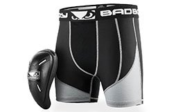 Short & Coquille de Protection ''BLKL Full Guard'', Bad Boy Legacy