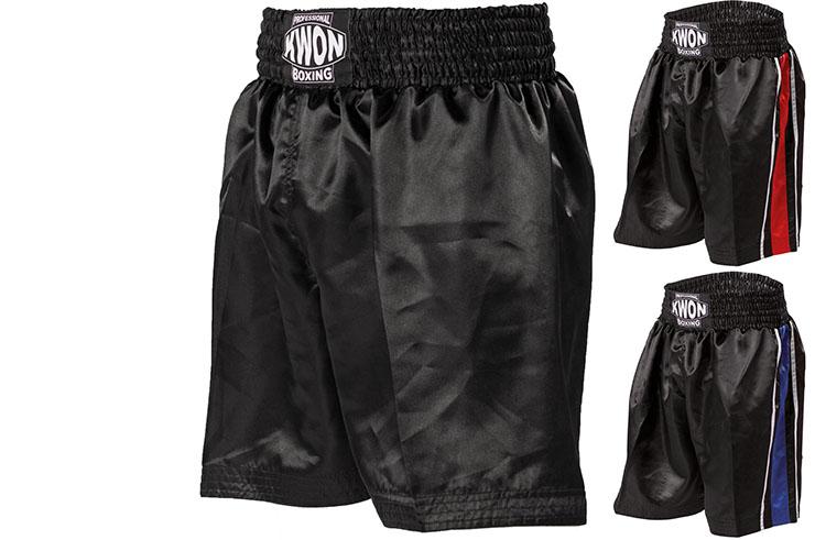 English Boxing Shorts, Kwon
