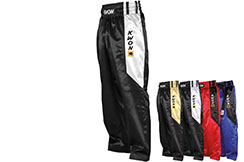 Pantalon Kickboxing - Satin, Kwon