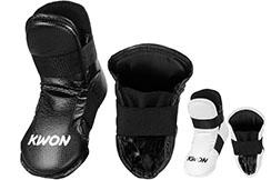 Protège-pieds Entiers, Kwon