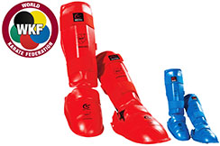 Protección Espinillas y Pies - WKF, WACOKU