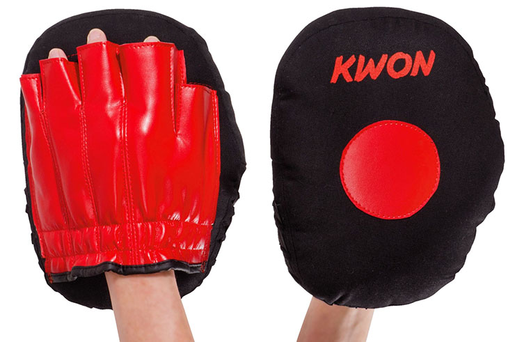 Focus Mitts - Beginner, Kwon