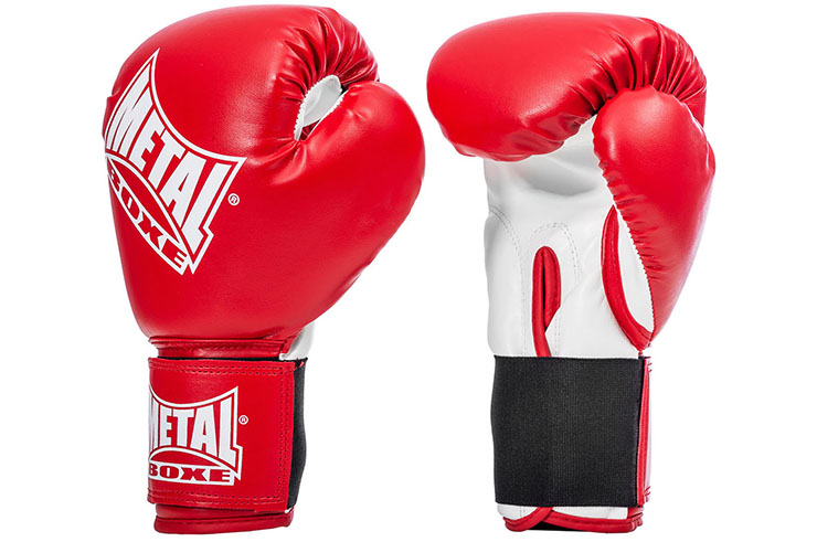 Boxing gloves, Initiation - PB480, Metal Boxe