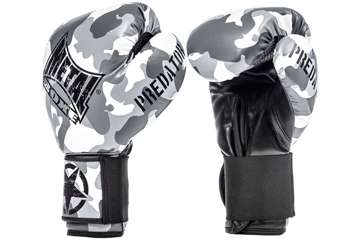 Guantes de boxeo, Iniciación - PB480, Metal Boxe