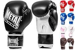Guantes de boxeo, Formación - MB200, Metal Boxe