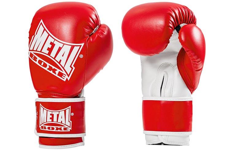 Gants de boxe, Entraînement - MB200, Metal Boxe