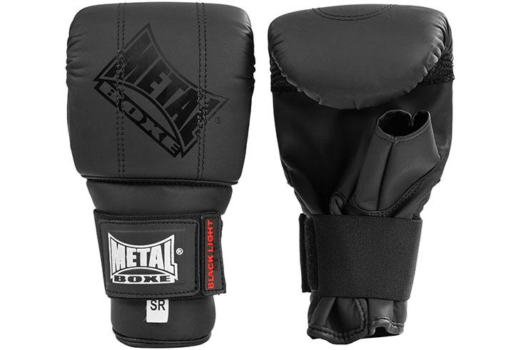 Guantes de bolsa, Entrenamiento - MB201N, Metal Boxe