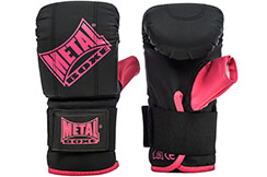 Gants De Sac Lady MB201F, Metal Boxe
