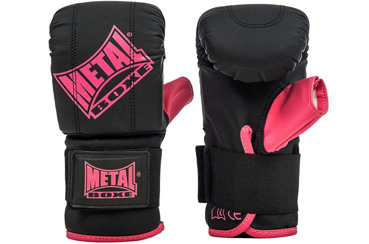 Guantes de bolsa, Lady - MB201F, Metal Boxe