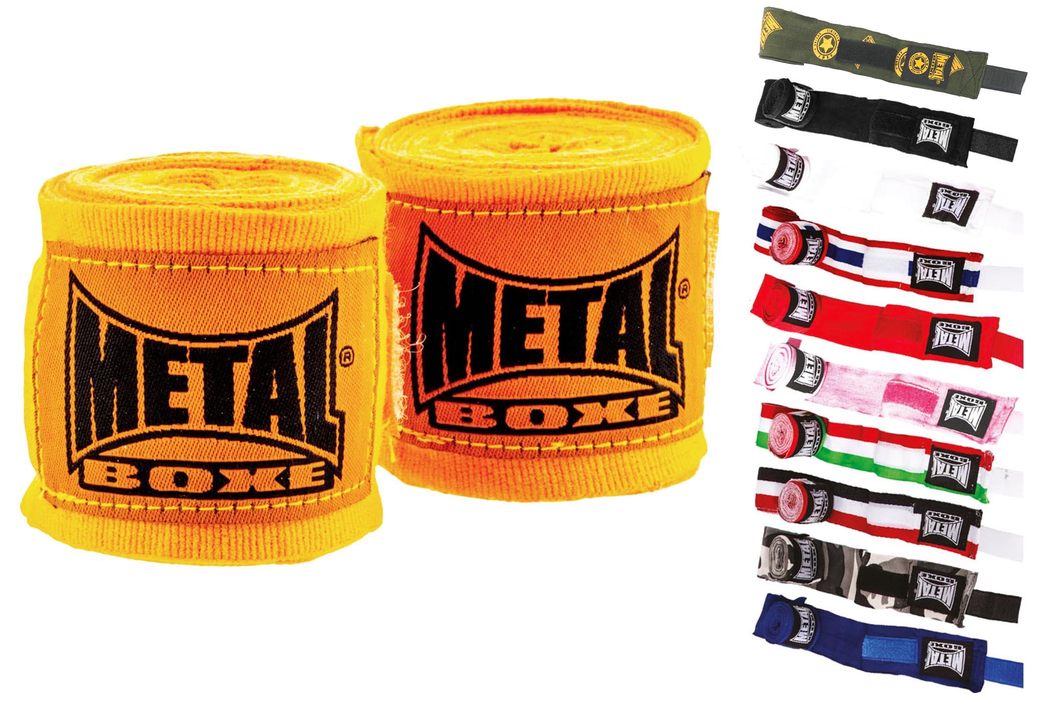 Bandes Pro, Metal Boxe MB120/4.0