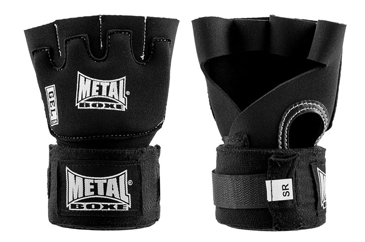 Protective Inner Mitts - Gel Choc MB479, Metal Boxe