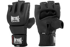 Training gloves, Free fight - Pancrace MB140, Metal Boxe