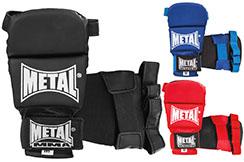 Guantes competencia, aprobado Jiu Jitsu - MB488, Metal Boxe