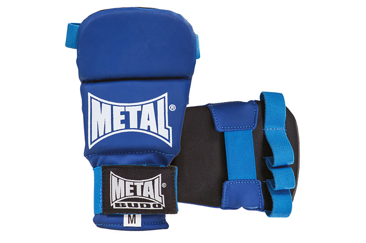 Gants Initiation MMA, Ju Jitsu, Metal Boxe MB488