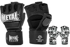 Gants MMA Avec Pouce - MB594, Metal Boxe