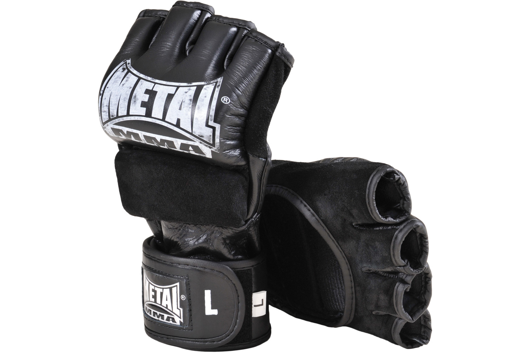 metal boxe gants de combat libre. Black Bedroom Furniture Sets. Home Design Ideas