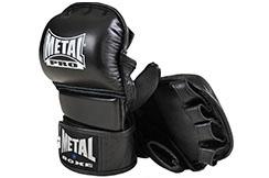 Gants Compétition Combat Libre, Pancrace, Metal Boxe MB520