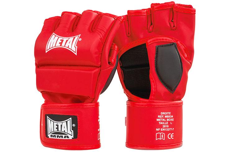 Gants MMA , compétition & entraînement - MB534, Metal Boxe