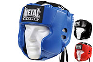 Casque Multiboxe Adulte, Metal Boxe MB117A