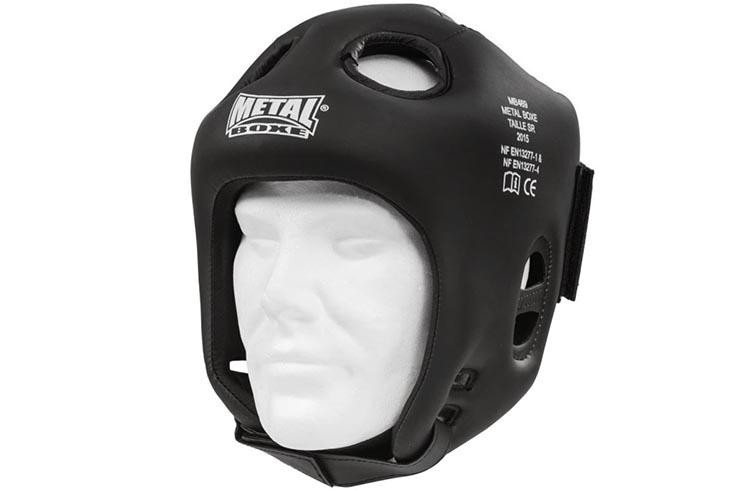 Head guard competition, Vinyl - MB469, Metal Boxe