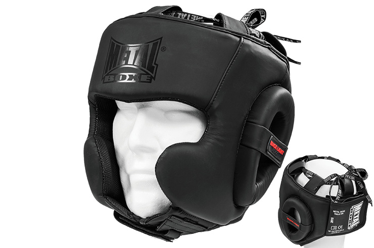 Casco semi integral - MB421, Metal Boxe