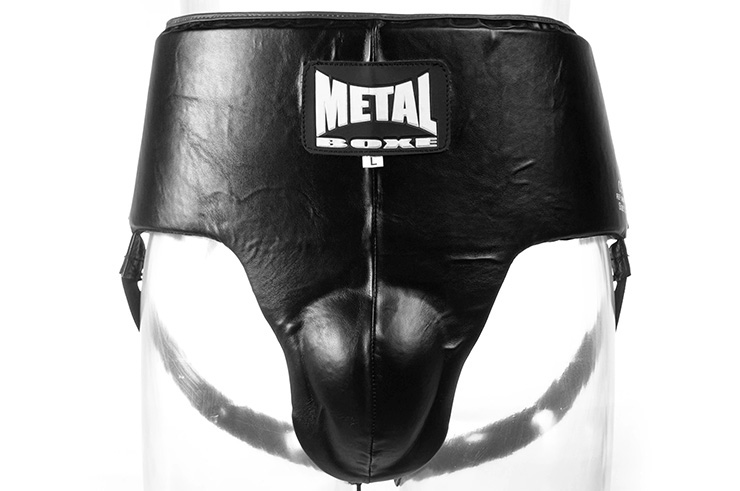 Coquille homme, Pro - MB409, Metal Boxe
