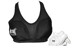 Protector de pecho, Mujer - MB691, Metal Boxe